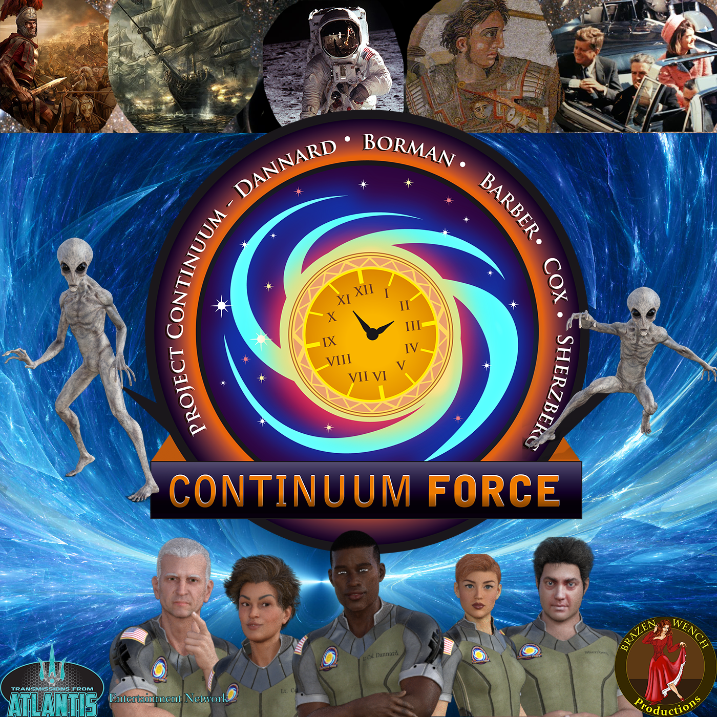 Continuum Force Podcast